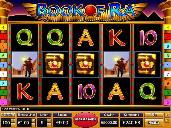 online casino ohne bonus book of ra