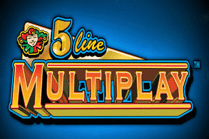 5 line multiplay logo