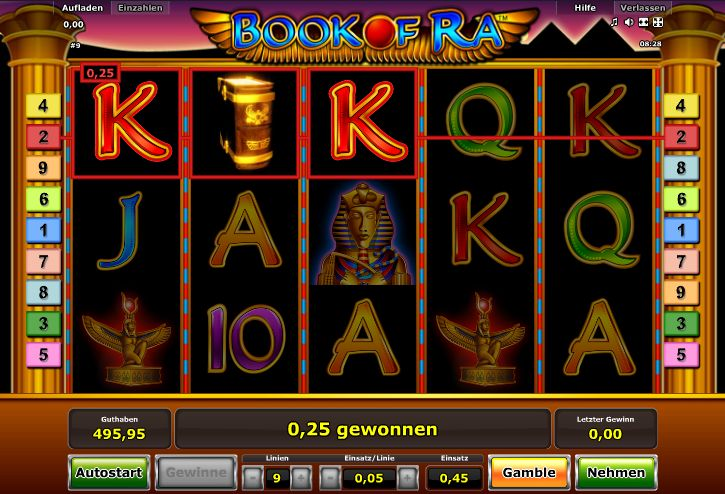 william hill online casino book of ra gewinne
