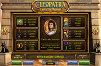 cleopatra-last-of-the-pharaohs-gewinne