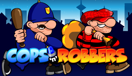 mobile online casino cops and robbers slot