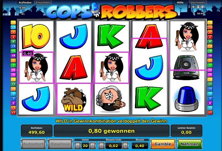 cops n robbers spielen