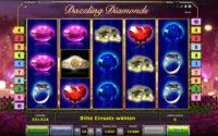 dazzling diamonds novoline spielautomat