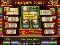 dragons pearl gewinne