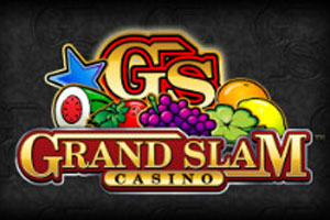 Grand Slam Casino Logo