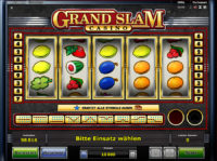 Grand Slam Casino Novoline Spiel
