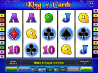 King of Cards Novoline Spiel