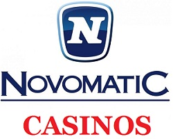 Novomatic Casinos Logo