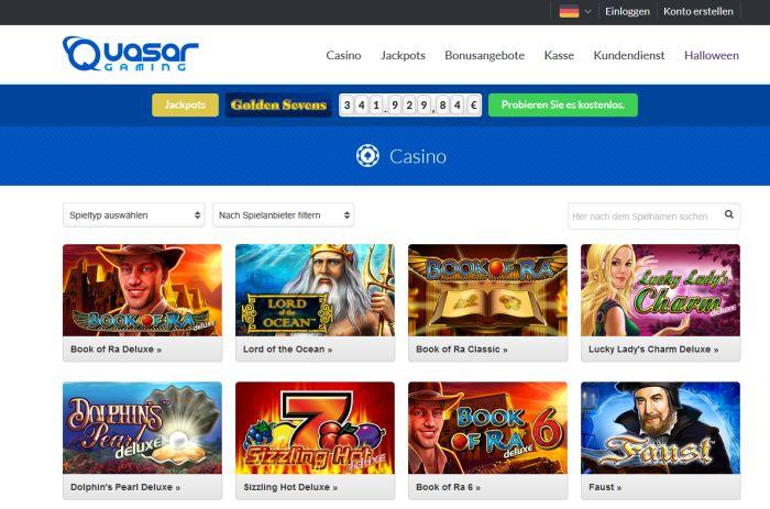Casino Quasar