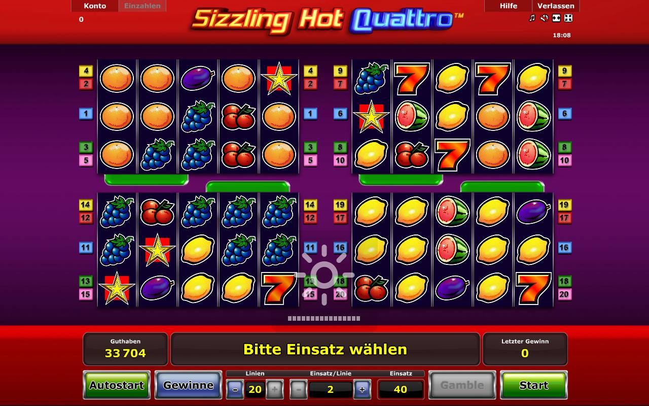 Burning Hot kostenlos spielen | Online-Slot.de