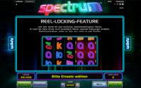 spectrum bonus