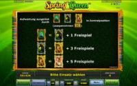 spring queen freispiele