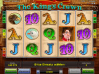 the kings crown novoline spiel