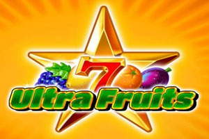 Ultra Fruits Logo