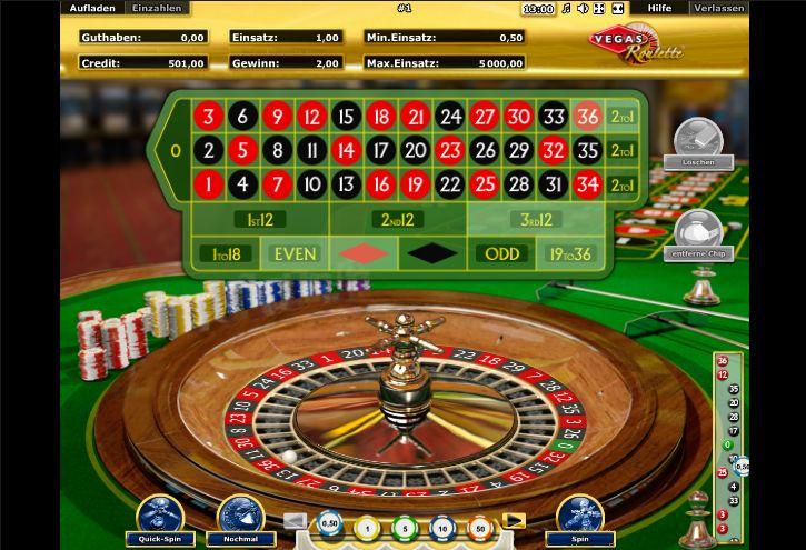 Gewinn Roulette Bei Zahl