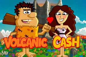 volcanic cash logo